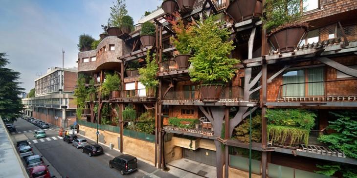 25 verde Luciano Pia, Turin