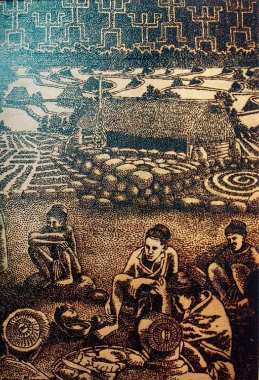 Jordan Mang-Osan pueblo