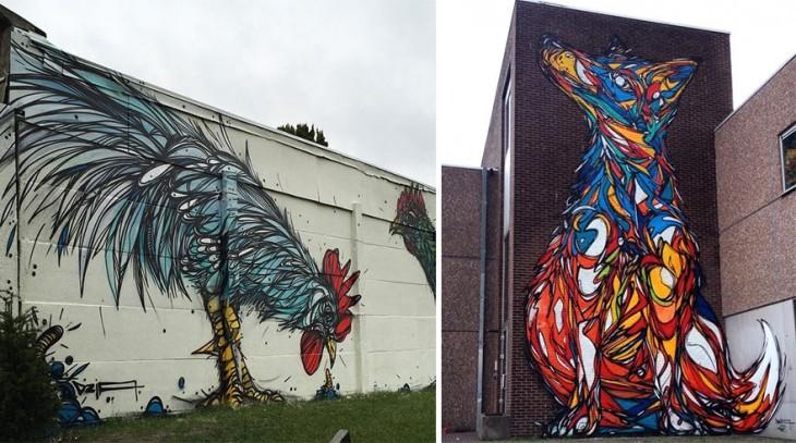 dzia murales