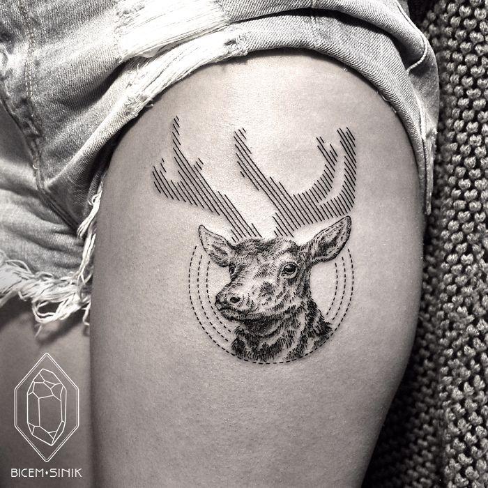 tatuaje reno